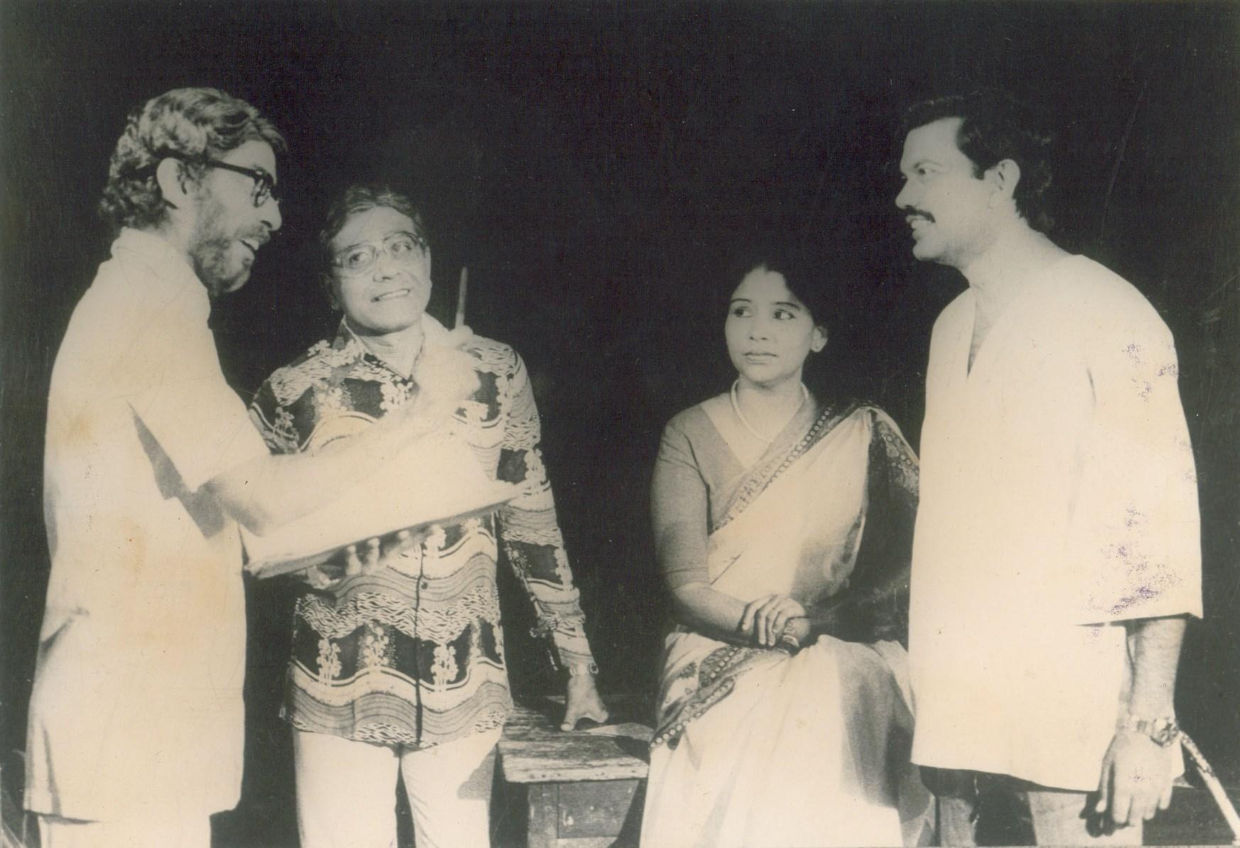 Nandikar Image Gallery : Natyakarer Sandhane Chhati Charitra