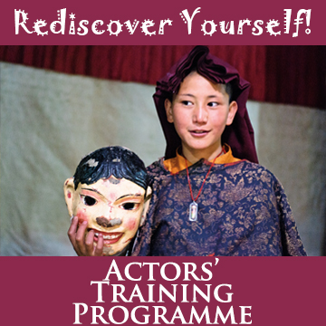 Nandikar Actors Training Program 2018